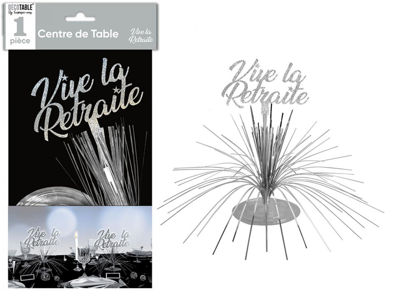 Centre de Table à l'âge
