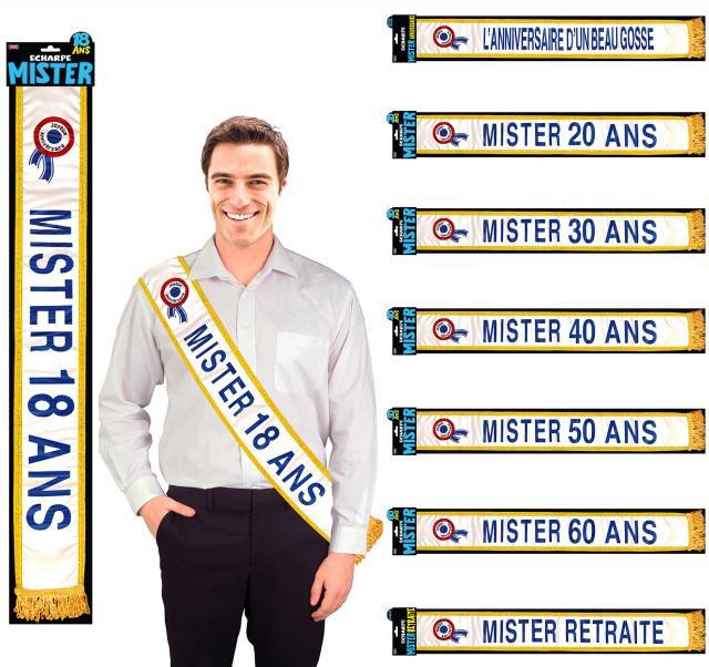 Cadeaux - Echarpes Miss   Mister – Surprisez-vous 03d384ae0e9
